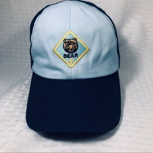 Accessories - Cub Scouts Bear Adjustable Hat Preowned Nice Shape